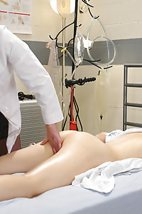 Body massage and pussy massage with her face, Empress Taryn isn't shy.