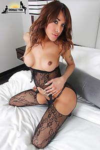 Sabrina Lopez sexy lingerie